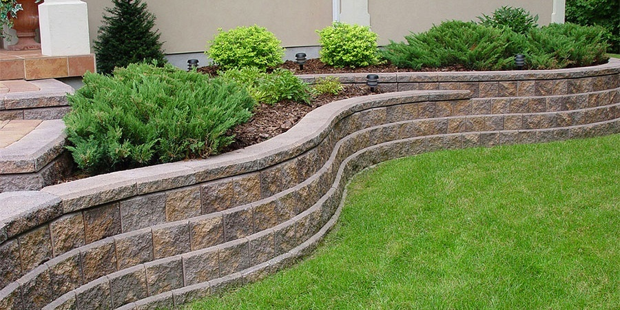 DIY Landscaping retaining walls – A Knowhow