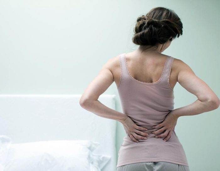 Dealing With Back Pain Issues